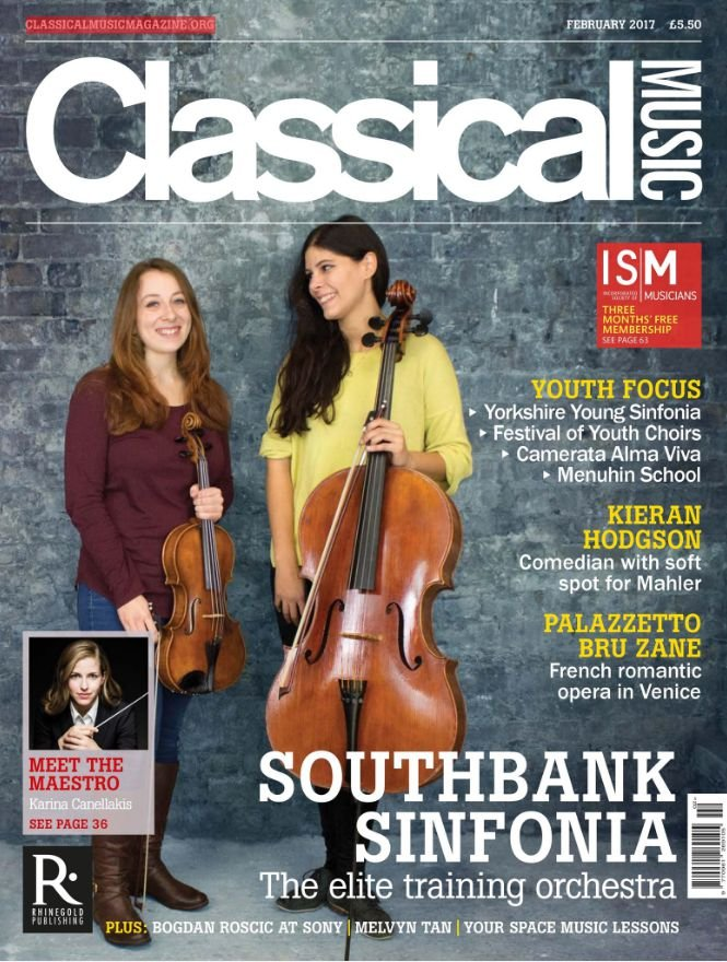 Review in Classical Music Magazine | Your Space Music Lessons