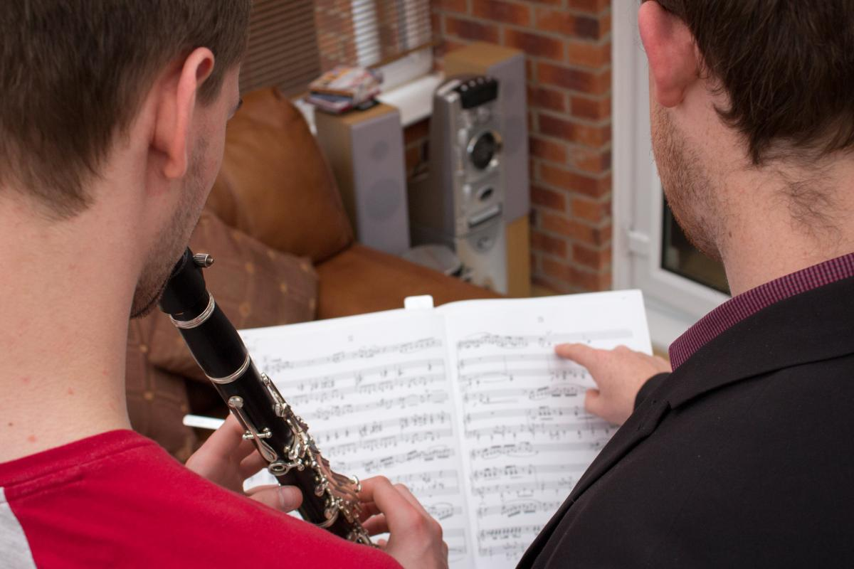 online clarinet lessons